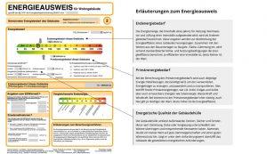Energieausweis für Wohnimmobilien