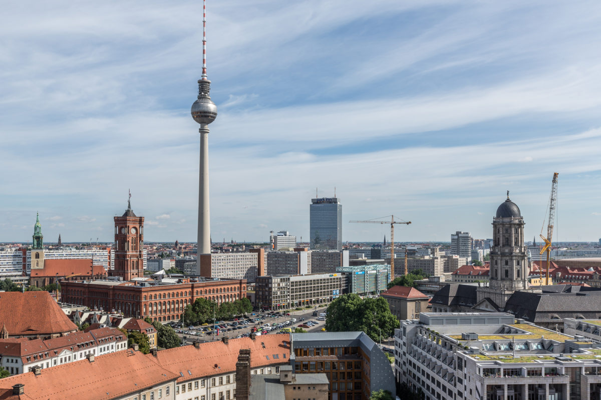 WEM GEHÖRT BERLIN? (TEIL 2)