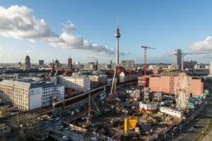 Berlin Mitte Foto Ingo Lawaczeck